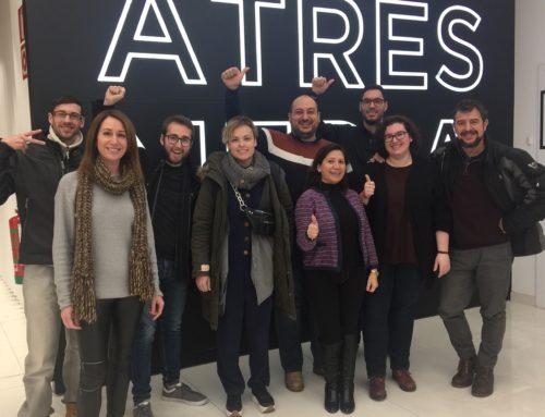 Próximos cursos de locución audiovisual en Radio y TV en Atresmedia (Febrero y Abril 2019)